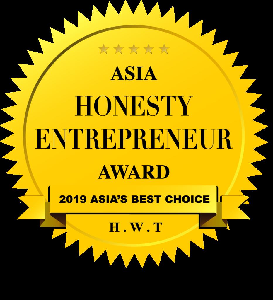 Logo of AHA Entrepreneur 2019