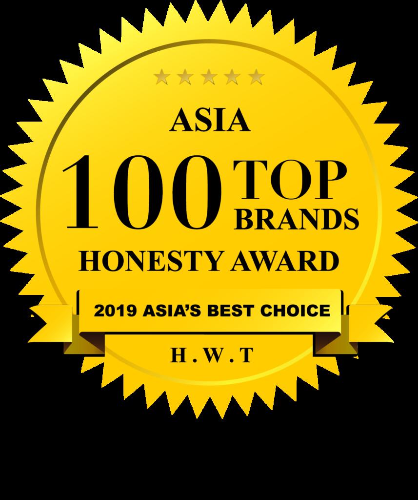 Logo of Top 100 AHA 2019